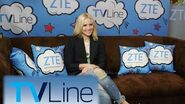 Kristen Bell Interview - TVLine Studio Presented by ZTE at Comic-Con 2016