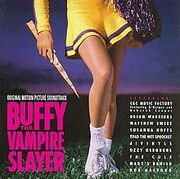 Buffy the Vampire Slayer (film soundtrack)