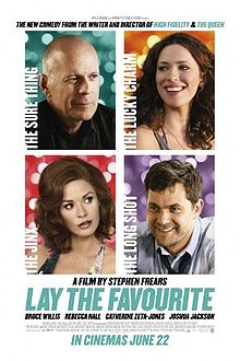 Lay the Favorite FilmPoster