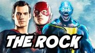 Justice League Black Adam The Rock and The Flash Will Save DCEU
