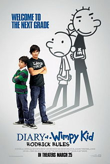Diary of a Wimpy Kid 2 Poster