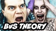 Batman v Superman and Suicide Squad Theory Explained