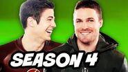 Arrow Season 4 and The Flash Season 2 Confirmed