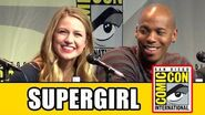 Supergirl Comic Con Panel - Melissa Benoist