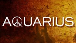 Aquarius on NBC