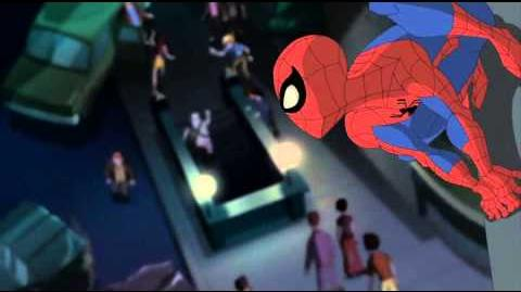 The Spectacular Spider-Man Episode 3 - Natural Selection HQ