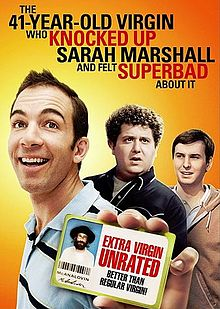 The 41-Year-Old Virgin Who Knocked Up Sarah Marshall and Felt Superbad About It cover
