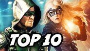 Arrow Season 5 Episode 1 - TOP 10 WTF and Easter Eggs