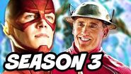 The Flash Season 3 Jay Garrick and Jesse Quick Breakdown
