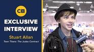 Stuart Allan - WonderCon Interview
