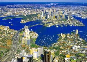 Sydney harbour2
