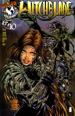 Witchblade 10a