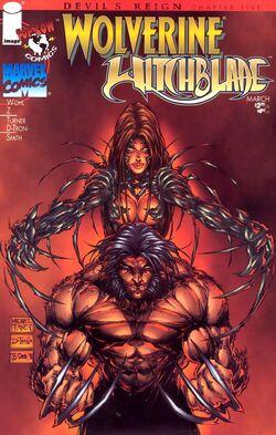 Wolverine-Witchblade 1a