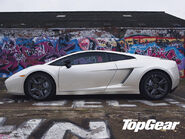 Gallardo Top Gear