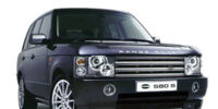 Range Rover Overfinch 580 S