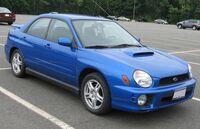 800px-2002-03 Subaru WRX sedan