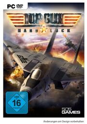Top gun hard lock euro pc cover