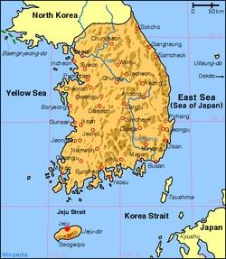 Jeju map 001