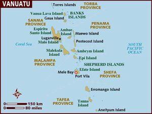 Vanuatu map 001