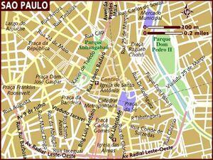 São Paulo map 001