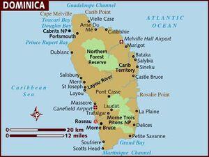 Dominica map 001