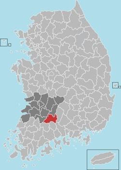 Namwon map 001
