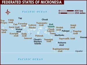 Micronesia map 001