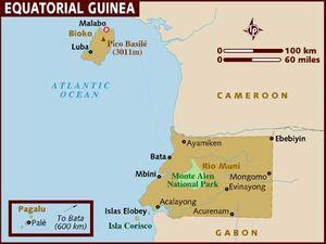 Equatorial map 001