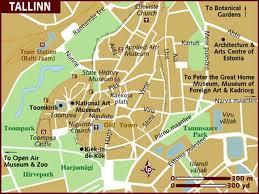 Tallinn map 001