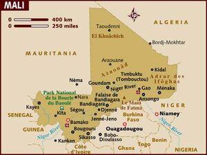 Mali map 001