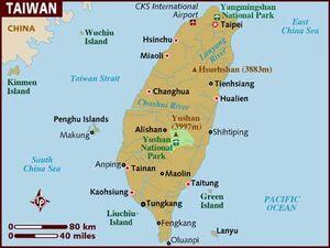 Taiwan map 001
