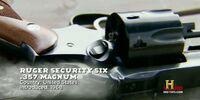 Ruger Security Six .357 Magnum