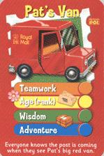 Pat's Van