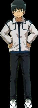 Kitamura Full Body Game Image
