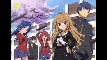 Toradora OST - Morning Glory