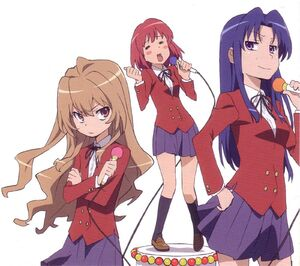 Toradora OP2 Single - Silky Heart