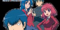 Toradora! Anime Series