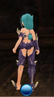 Xtal armor back