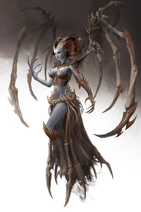 Maramaga - Scythe Mother