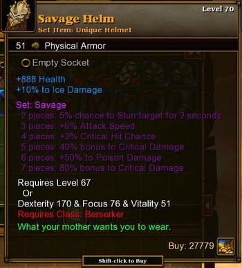 SavageHelm