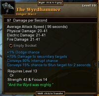 The Wyrdhammer1