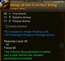 Ring of the Fetcher King