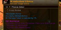 Wanderlust Gloves
