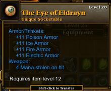 The Eye of Eldrayn