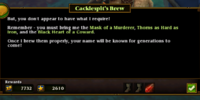 Cacklespit