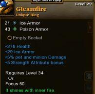 Gleamfire