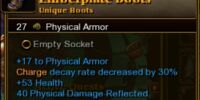 Emberplate Boots