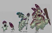 MF Mushroom Lineup