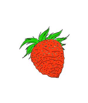 CreamStrawberry