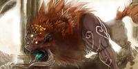 Glazedwar-hog